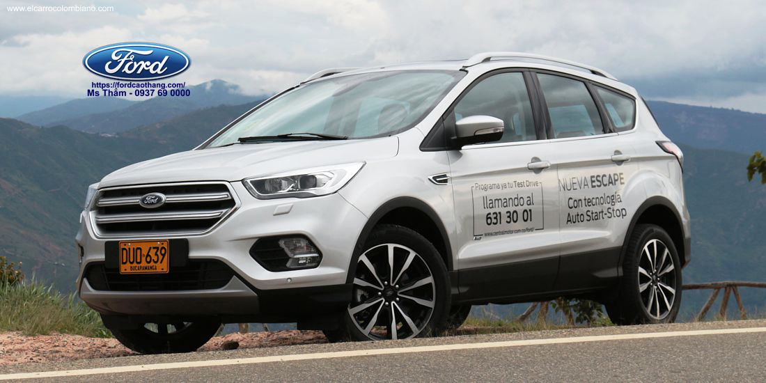 Giá xe Ford Escape 2020
