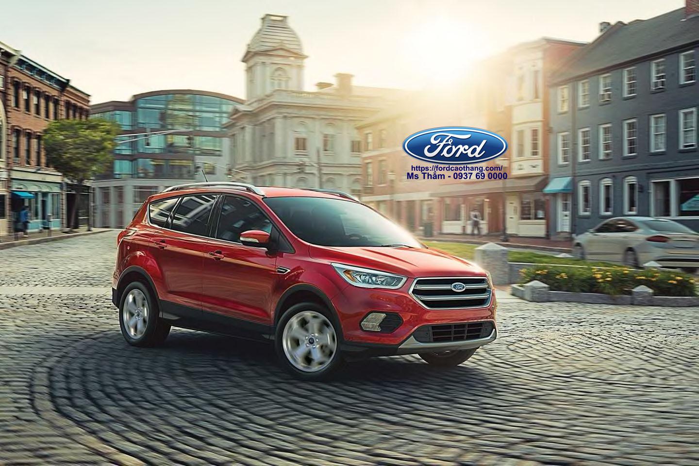 Ford Escape 2020 màu đỏ