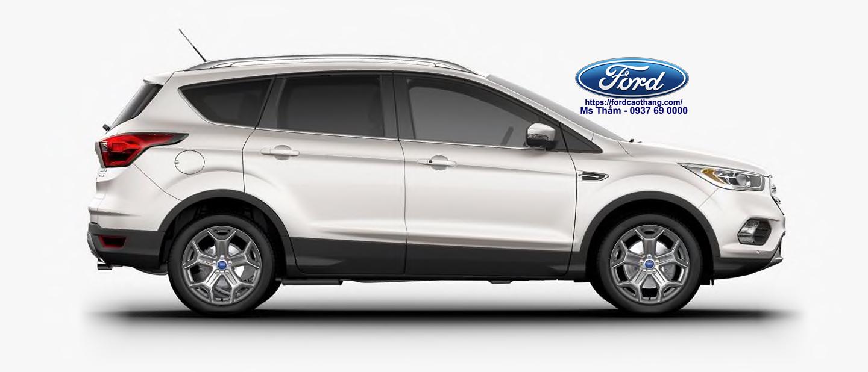 Chế độ vận hành Ford Escape 2020