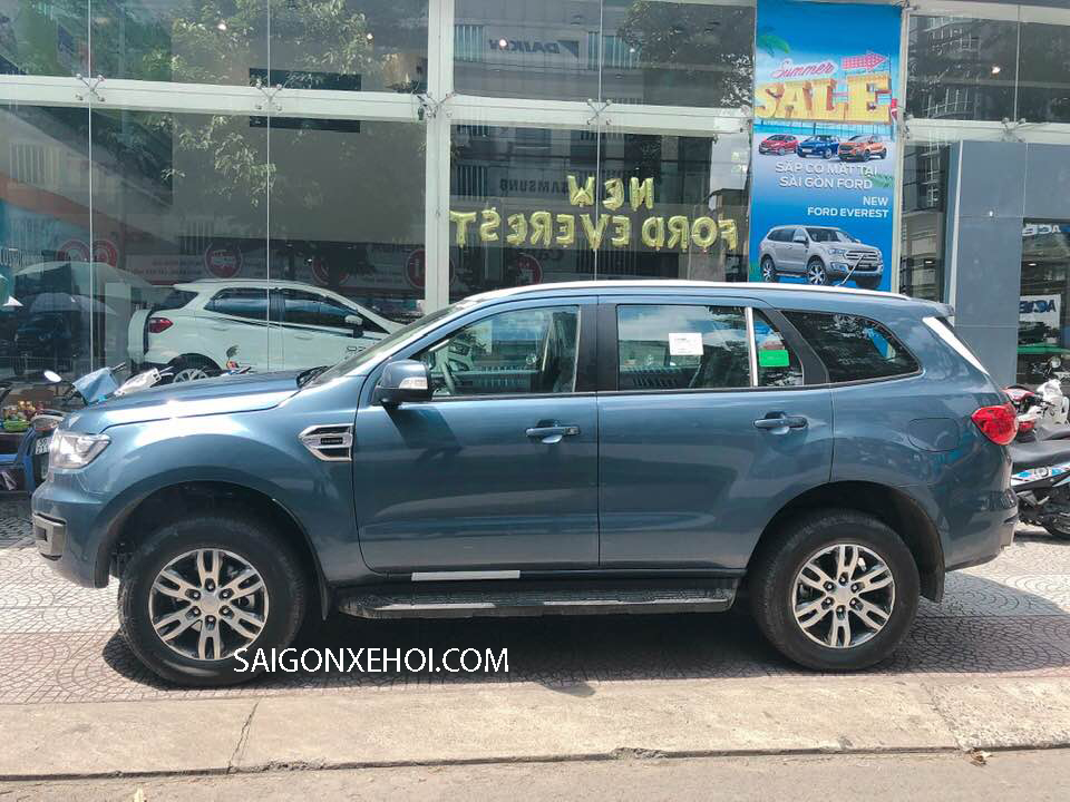 Ford Everest 2020 Trend