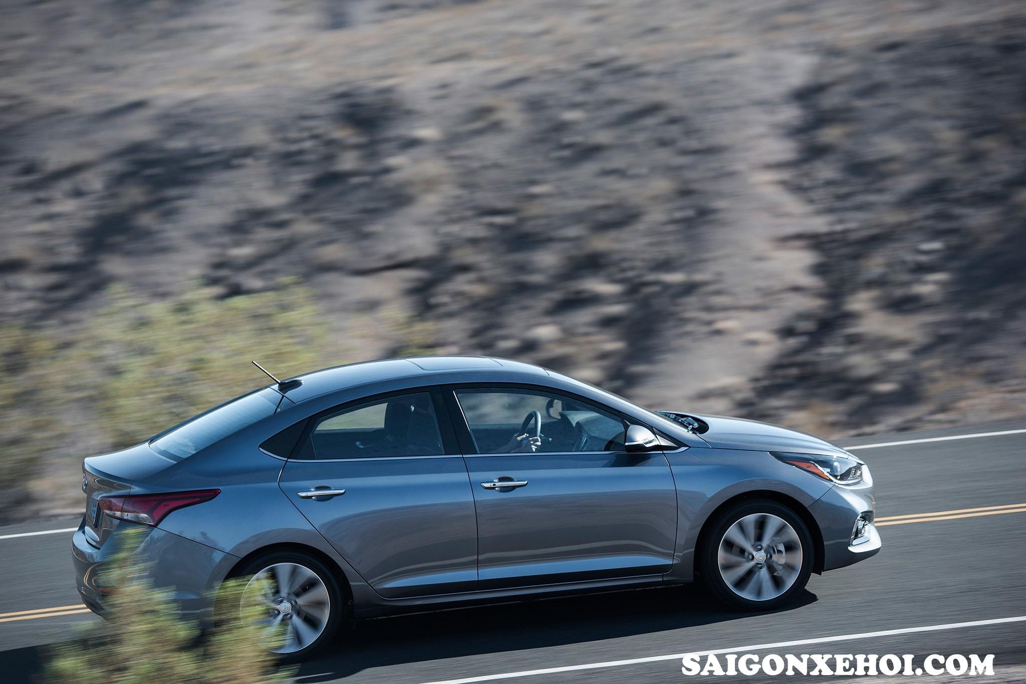 Khả năng vận hành Hyundai Accent 2020