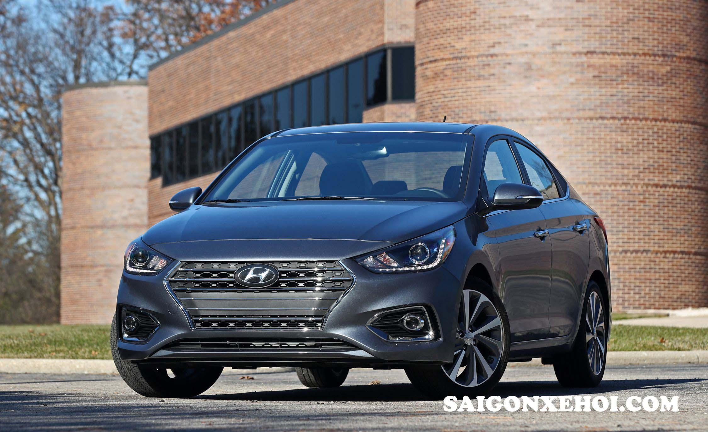 Mua xe Hyundai Accent 2020 giá rẻ