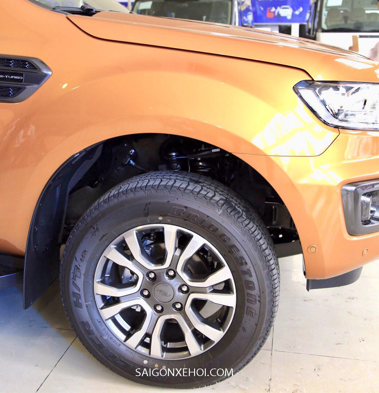 Bánh mâm xe Ford Ranger 2020
