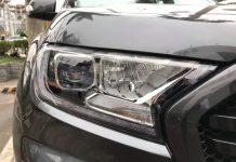 đèn xe ford ranger 2020