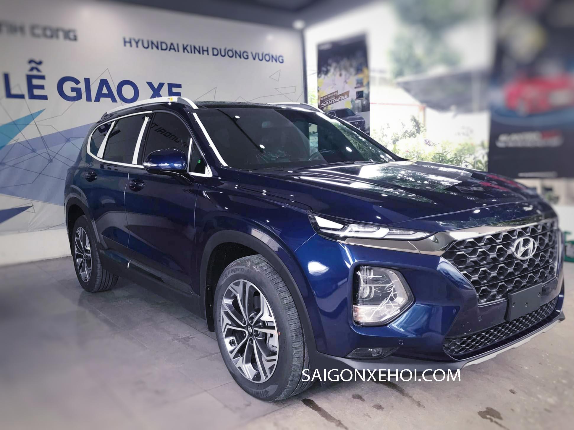 Có nên mua Thân xe Hyundai Santafe 2020