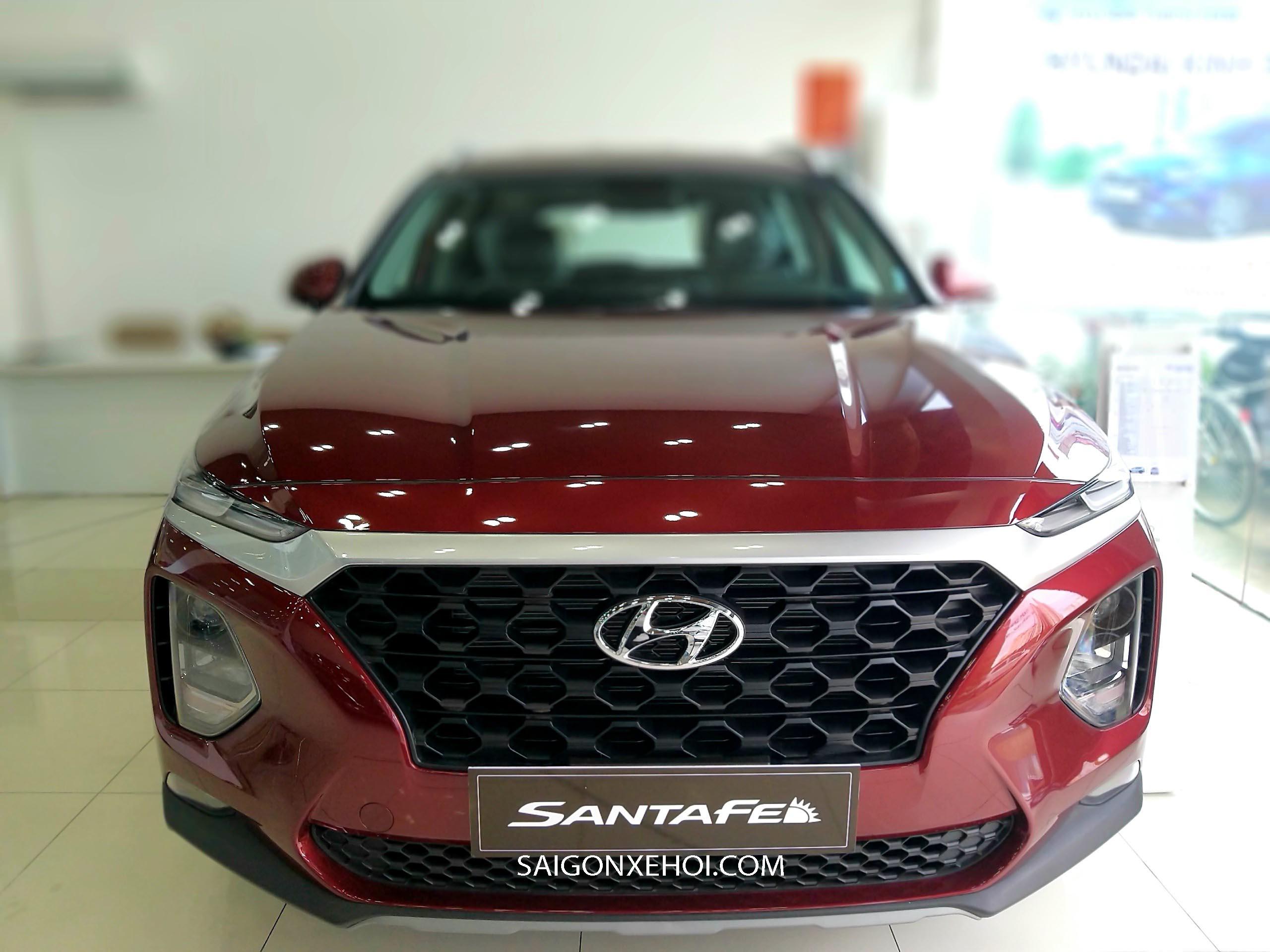 Giá xe Thân xe Hyundai Santafe 2020