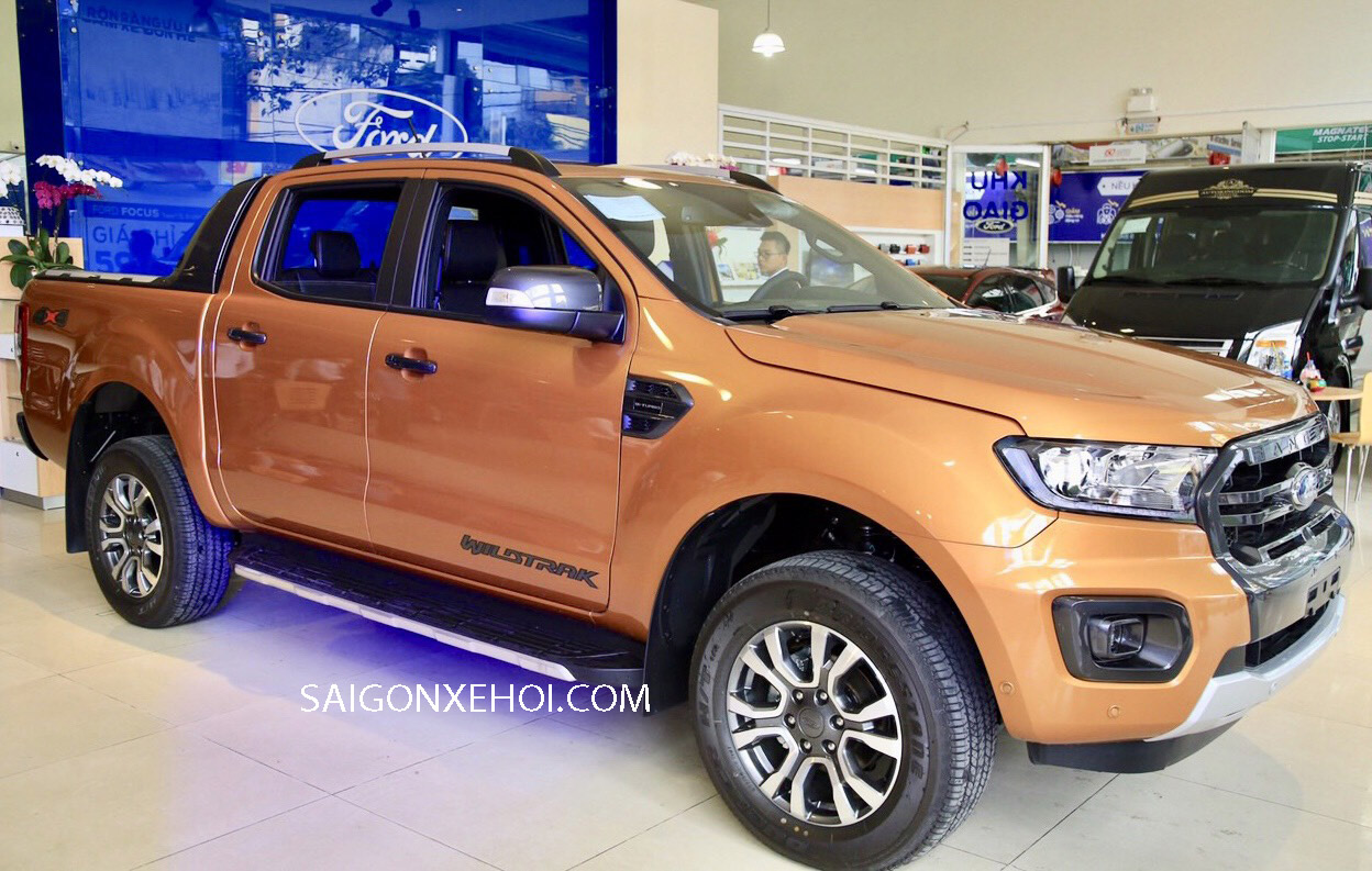 Thân xe Ford Ranger 2020