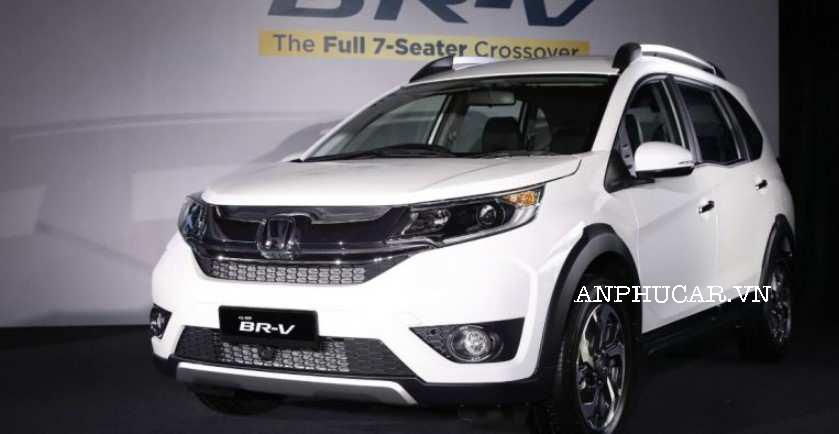 Honda BRV 2020 về Việt Nam