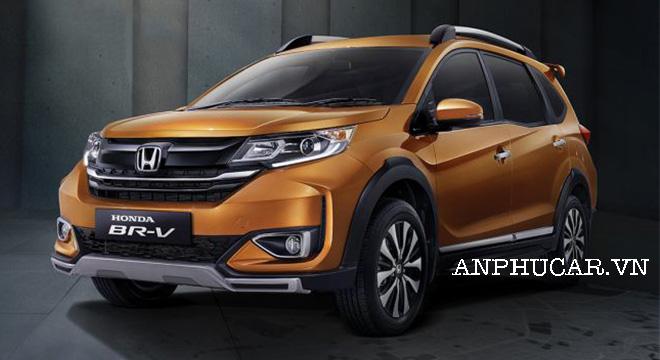 Đánh giá xe Honda BRV 2020