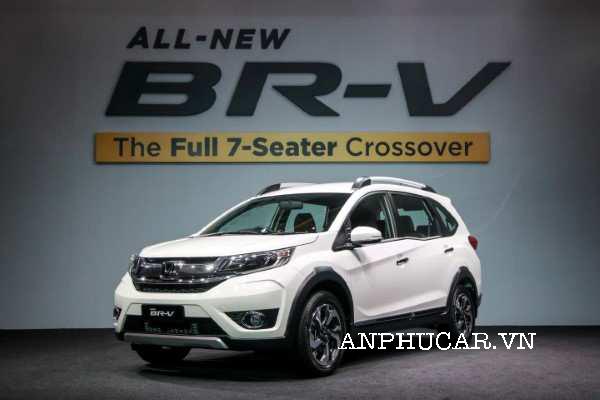 ra mắt Honda BRV 2020