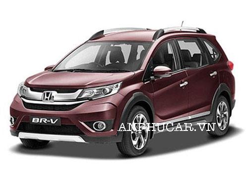 trả góp xe Honda BRV 2020