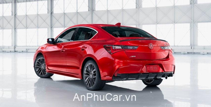 Acura ILX Mau Do