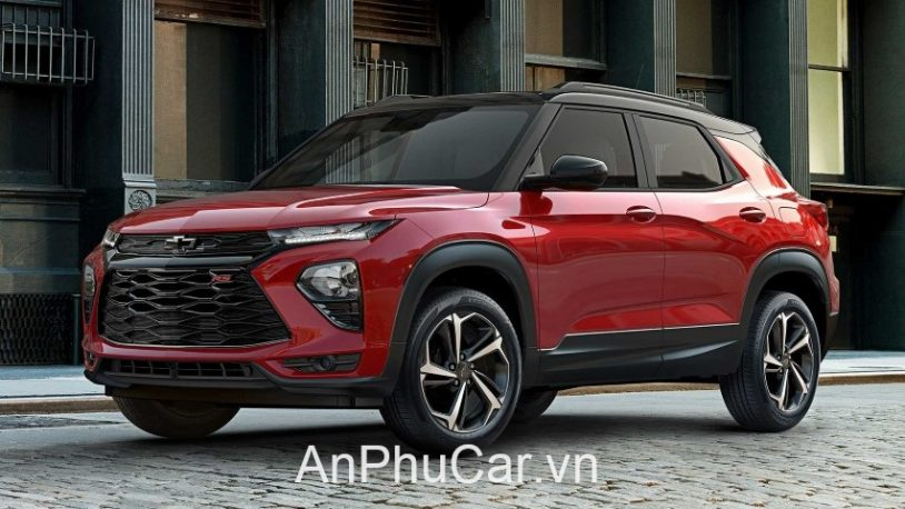 Chevrolet Trailblazer 2019 Tong Quan