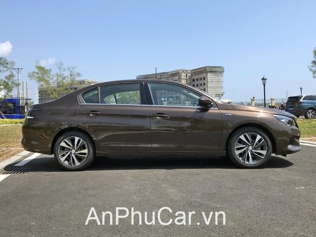 Danh Gia Xe Peugeot 408 2020 Hong Xe