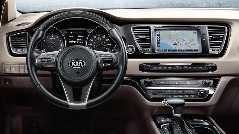 Kia Sedona 2020 noi that xe