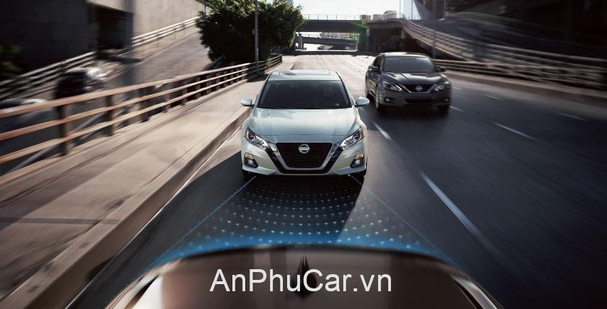Nissan Altima 2020 Tong Quan