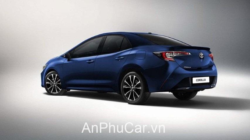 Toyota Corolla Altis 2020 Duoi Xe