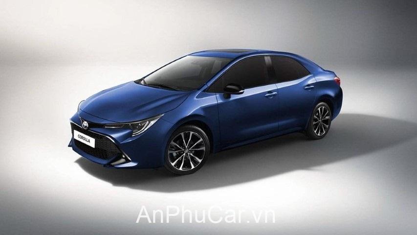 Toyota Corolla Altis 2020 Tong Quan