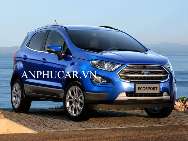 Ford Ecosport 2020 giá xe