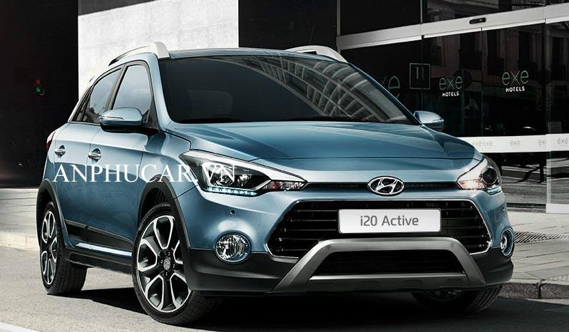 Khuyến mãi mua xe Hyundai i20 Active 2020