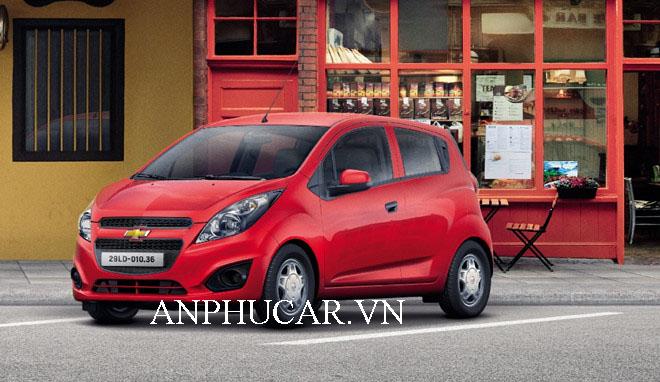 Chevrolet Spark Van Dou 2020 trả góp