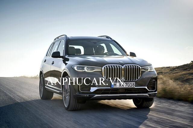 BMW X7 2020 giá xe