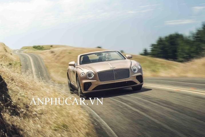 Giá lăn bánh Bentley Mulsanne Speed 2020