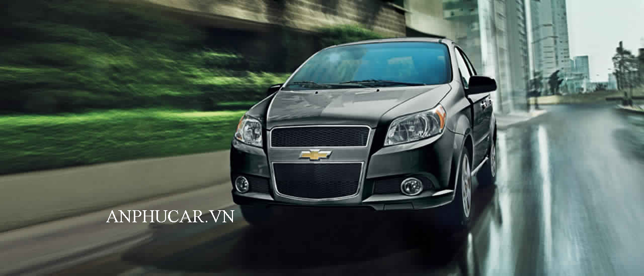 Giá xe Chevrolet Aveo 2020