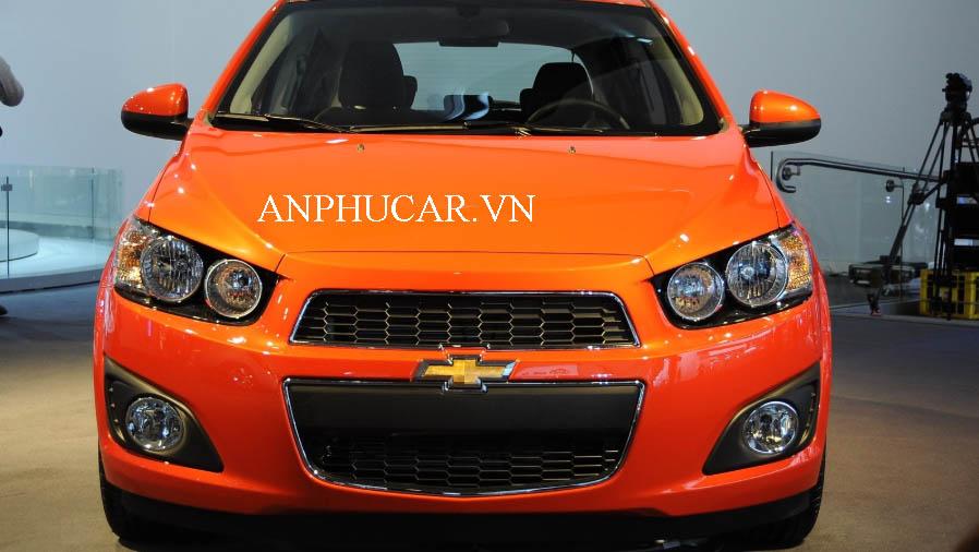 Khuyến mãi Chevrolet Aveo 2020