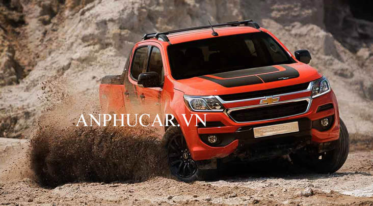 Chevrolet Colorado High Country 2020 giá xe