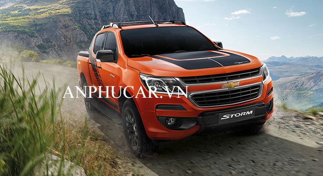 Giá lăn bánh Chevrolet Colorado High Country 2020