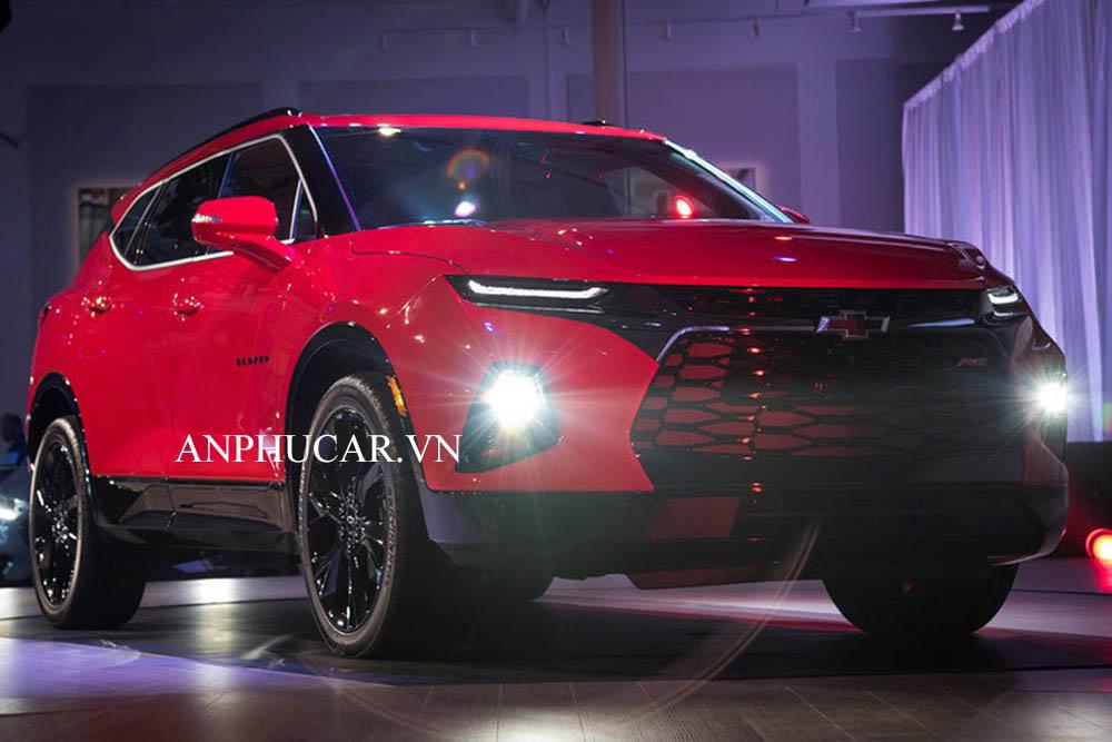 Chevrolet Blazer 2020 khuyến mãi