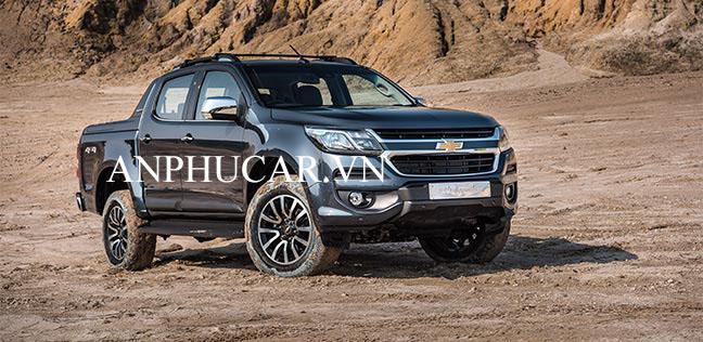 Khuyến mãi mua xe Chevrolet Colorado High Country 2020
