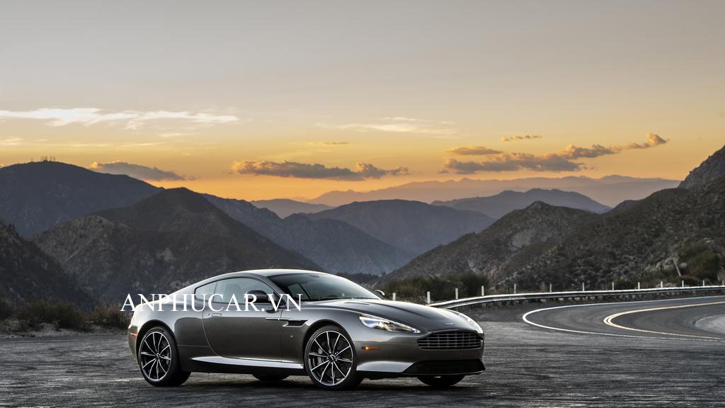 Khuyến mãi Aston Martin DB9 GT 2020