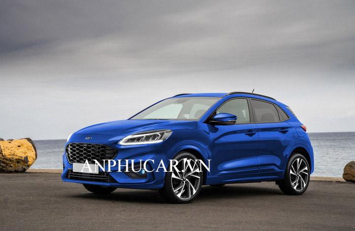 Ford Puma 2020 khuyến mãi