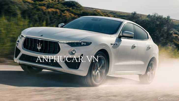 Trả góp Maserati Levante S 2020