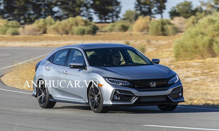 Honda Civic thế hệ 2020 giá xe