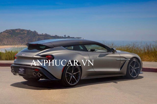 Giá lăn bánh Aston Martin Vanquish 2020