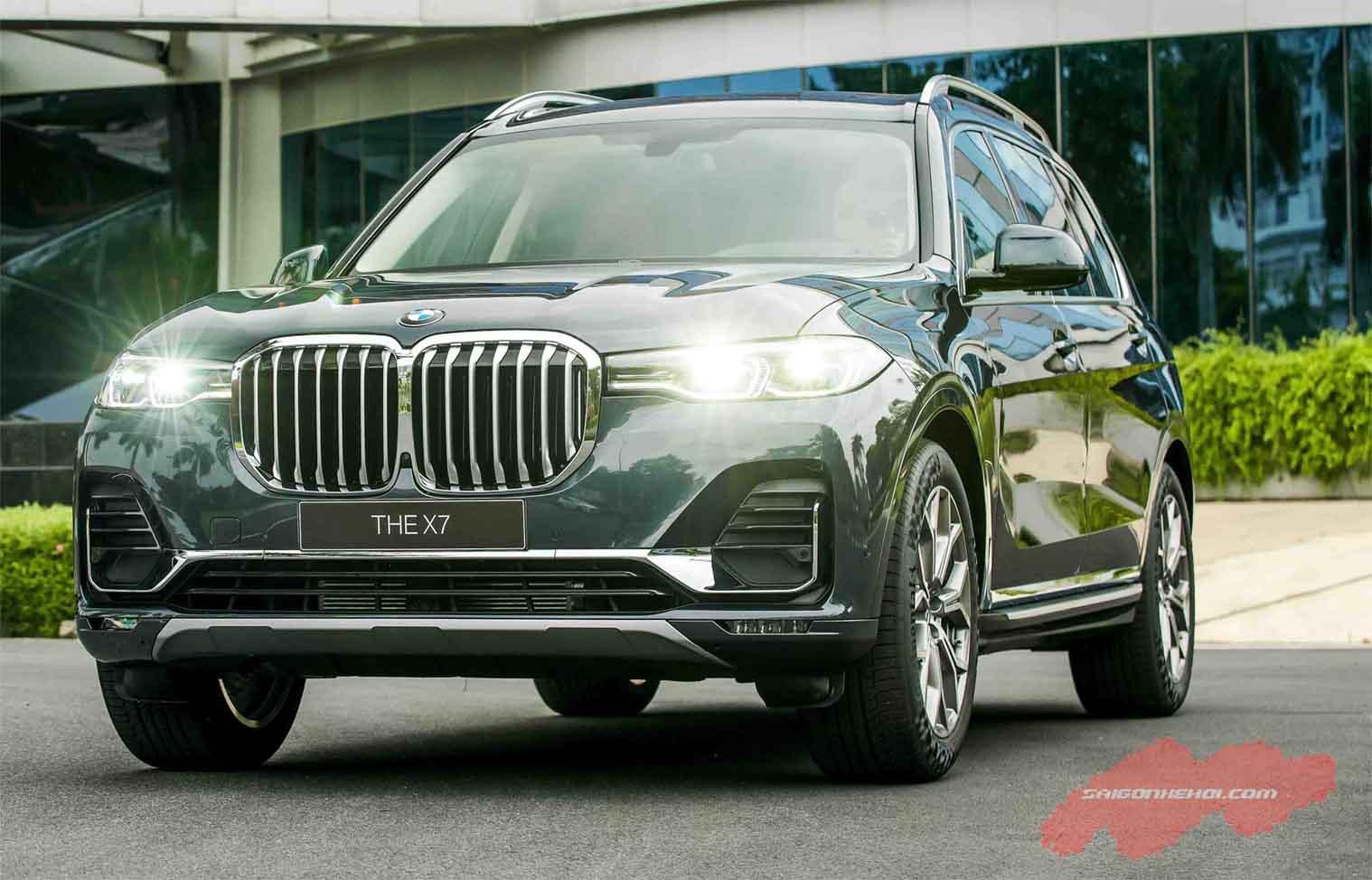 Giá xe BMW X7 2020