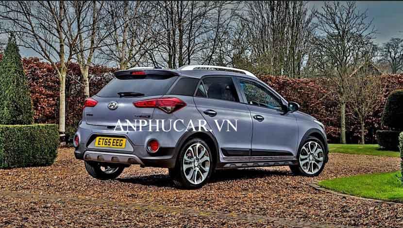 Giá lăn bánh Hyundai i20 Active 2020