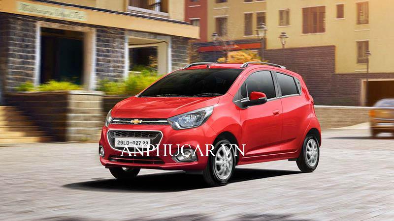 Giá lăn bánh Chevrolet Spark Van Dou 2020