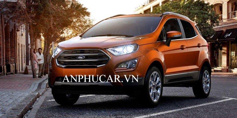 Ford Ecosport 2020 giá lăn bánh