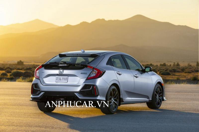 Honda Civic thế hệ 2020 giá lăn bánh