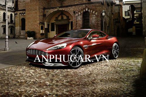 Giá xe Aston Martin Vanquish 2020