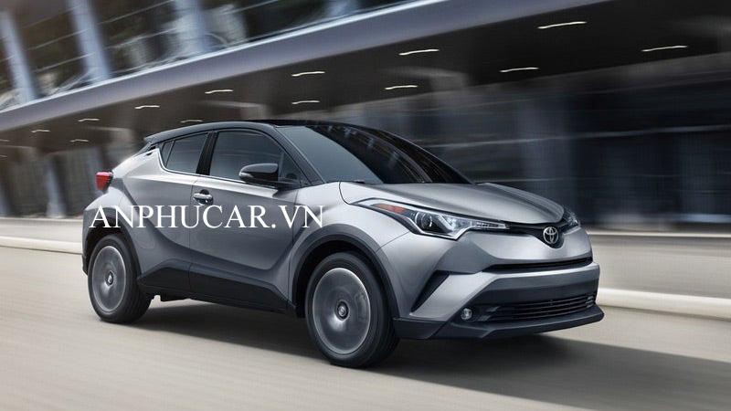 Giá xe Toyota C-HR 2020