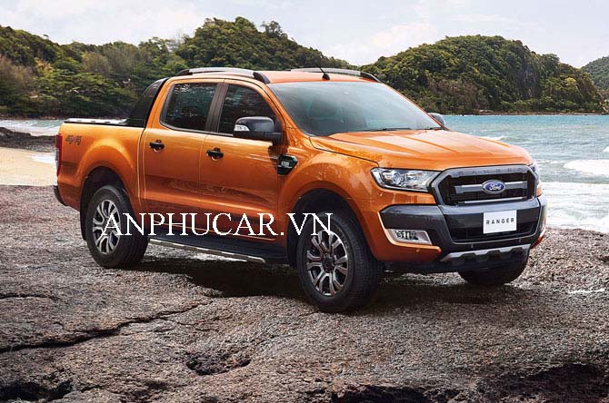 Khuyến mãi mua xe Ford Ranger 2020