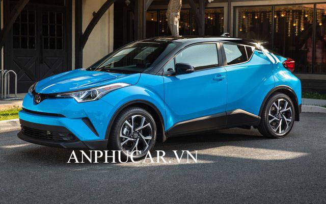 Khuyến mãi Toyota C-HR 2020