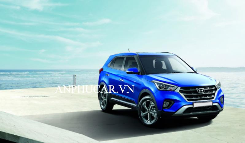 Giá xe Hyundai Creta 2020