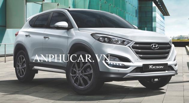 Giá lăn bánh Hyundai Tucson 2.0L 2020