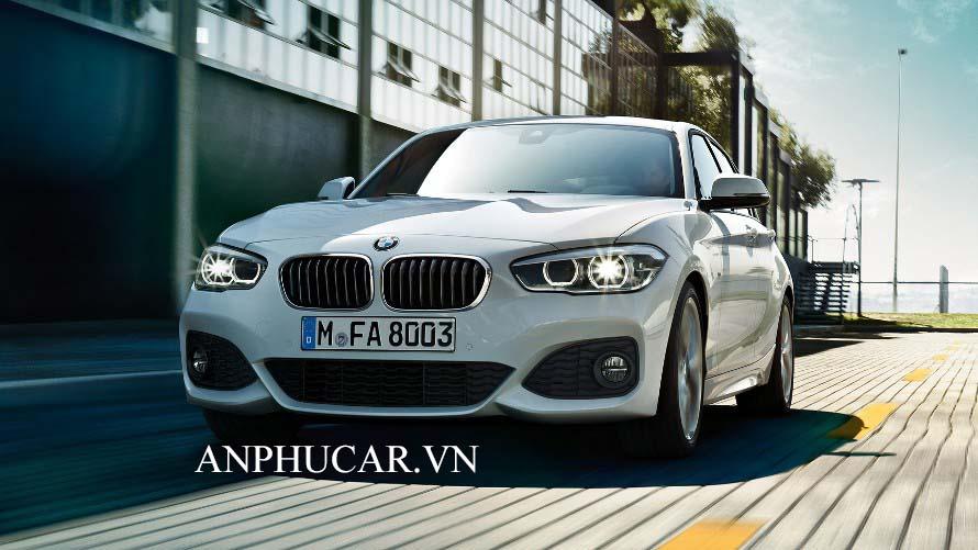 BMW 118i 2020 giá lăn bánh